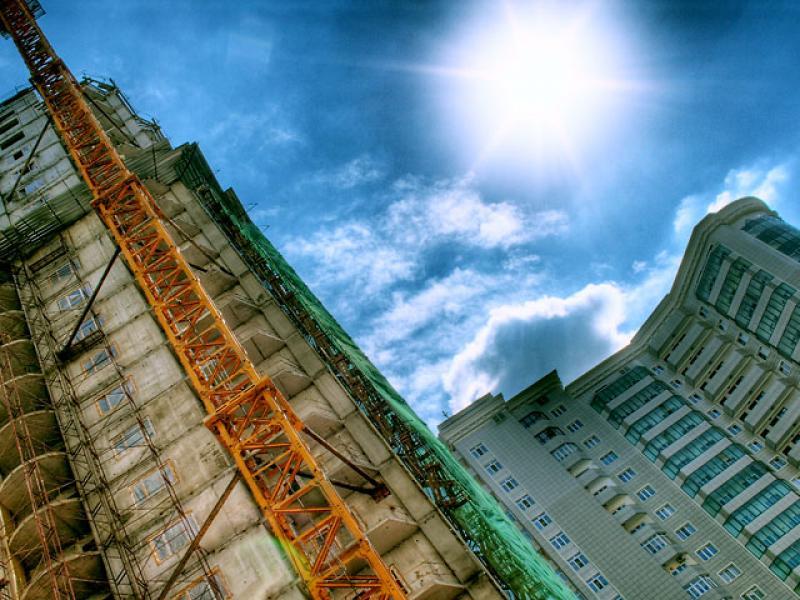 В Петербурге не ожидается снижения объемов жилищного строительства